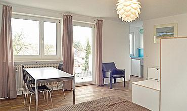 living58 wohnen auf zeit m nchen boardinghouse munich. Black Bedroom Furniture Sets. Home Design Ideas